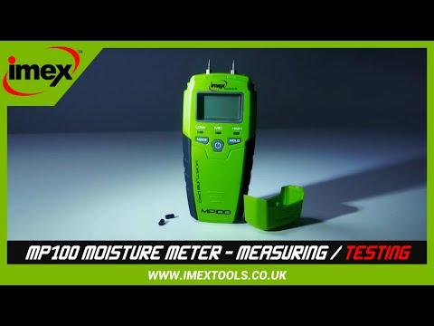 Imex Measuring Equipment MP100 MOISTURE METER