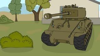 КРАНты #55 ~ M4A3E8 Sherman