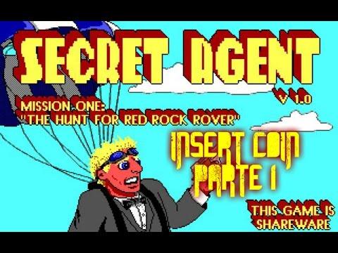 Secret Agent (1992) - PC - Parte 1