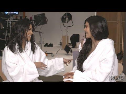 KOURT X KYLIE | Q & A Session with Kourtney and Kylie