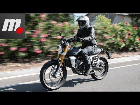 Fantic Caballero Flat Track 125 | Primera Prueba / Test / Review en español