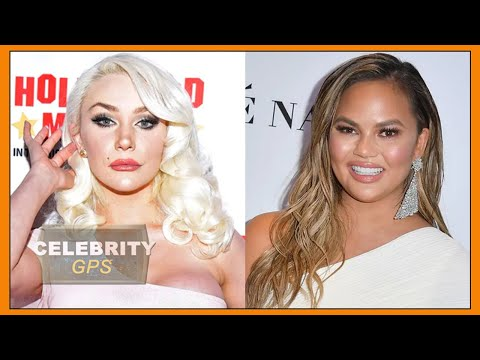 CHRISSY TEIGEN APOLOGIZES to COURTNEY STODDEN - Hollywood TV