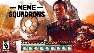 "Star Wars: Squadrons – ""Meme Trailer"""