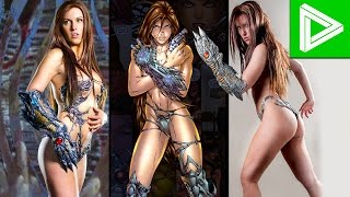 Game | 10 Hottest Cosplay G | 10 Hottest Cosplay G