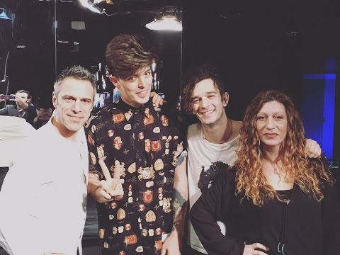 Matty Healy // RTL 102.5 Italy (part 1)