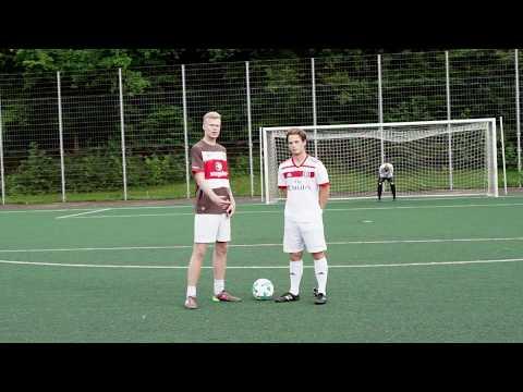 HSV vs. St. Pauli mit LukasFootball