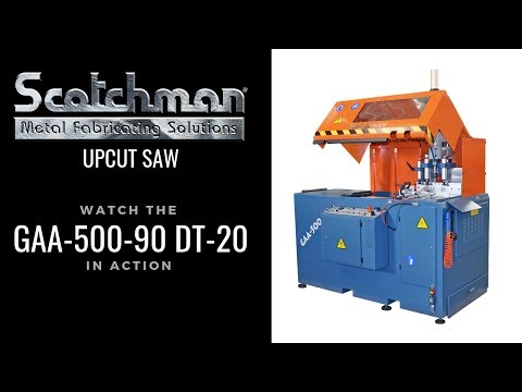 Scotchman Gaa-500-90 with DT20 (optional drill)