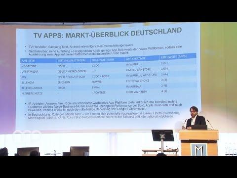 Vortrag: Smarte vernetzte TVs - ein fragmentierter Markt