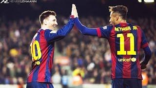Messi & Neymar ● Best Duo ● 2015