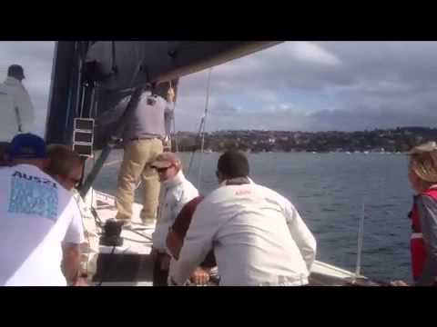 AUS40 on Sydney Harbour