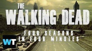 The Walking Dead: 4 Seasons in 4 Minutes   What's Trending Original