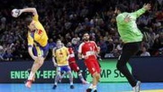 اهداف مباراة البحرين والسويد16--------- 33 [ 13 01 2017 كأس العالم لكرة اليد]