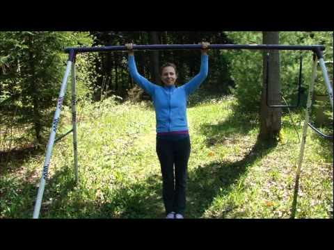 Tough Mudder Training Vlog#3 with Jill McIsaac & Wildlife Fitness