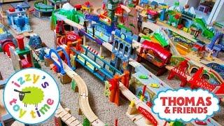 Thomas and Friends   Thomas Train HUGE INVENTORY with KidKraft Brio Imaginarium   Toy Trains 4 Kids