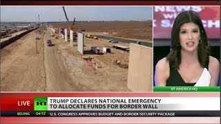 Is the wall a National Emergency? Trump insists yes