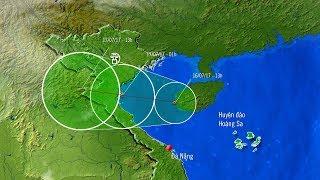Tin Bão Mới Nhất: Áp thấp nhiệt đới trên Biển Đông mạnh lên thành bão