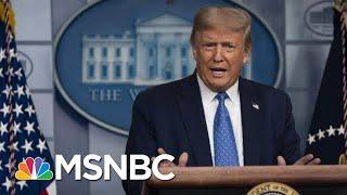 Trump Trails Biden In Fox News Poll | Morning Joe | MSNBC