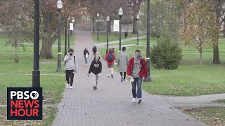 How the pandemic is impacting college students' mental health