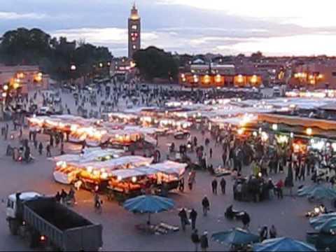 Marrakesch Webcam