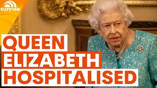 Queen Elizabeth HOSPITALISED   Harry and Meghan's new political stance   Sunrise Royal News Today