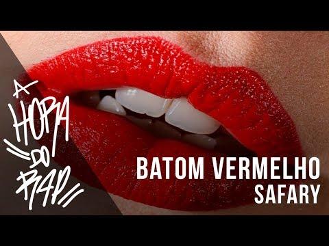 Baixar Safary part Tribo da Periferia - Batom Vermelho ♪ ♫ (NOVA 2014 + DOWNLOAD)