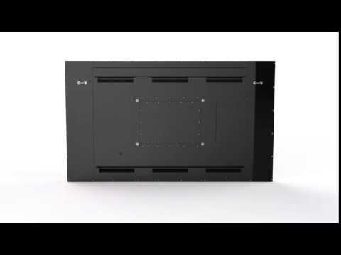 SunbriteTV 84' 4K Ultra HD Outdoor TV