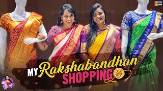 Watch: Himaja 'Rakshabandhan' shopping with Rohini..