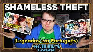 A HUGE Brazilian YouTuber STOLE My Videos