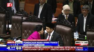 Breaking News: Sidang Paripurna Ricuh