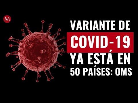 Variante de covid-19 detectada en Reino Unido ya está en 50 países: OMS