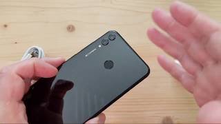 Honor 8X unboxing (live)