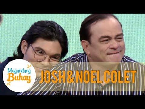 Magandang Buhay: Noel becomes emotional because of Josh