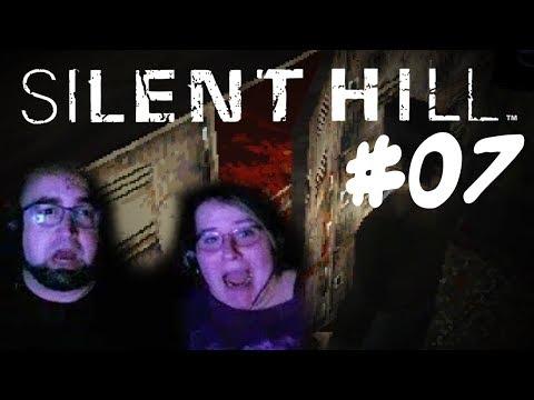 Silent Hill Gameplay (Español) (PSX) - Parte 7 - Infierno en las Aulas