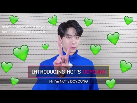 a vid to fall in love with kim doyoung (nct)