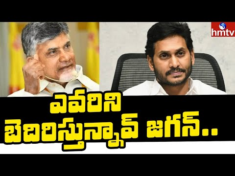TDP chief Chandrababu alleges YSRCP targets opposition leaders