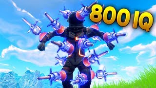 800 IQ CLINGER..!! | Fortnite Funny and Best Moments Ep.91 (Fortnite Battle Royale)
