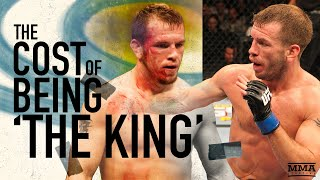 Spencer Fisher: The Cost of Being 'The King' - MMA Fighting