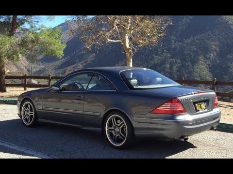 2005 Mercedes CL600 Sport – One Take