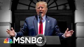 Trump agradece a republicanos y ataca a Pelosi tras la condena por «mensajes racistas» en la Cámara de Representantes