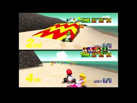 Retrocasameva #9 – Mario Kart 64 (N64)