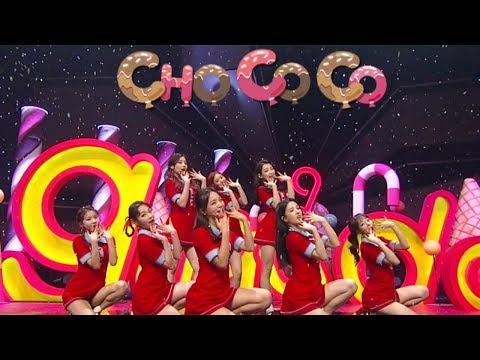《Comeback Special》 gugudan(구구단) - Chococo(쵸코코) @인기가요 Inkigayo 20171112