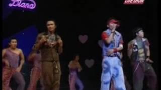 Lời trái tim hát - nhóm MTV và vũ đoàn ABC