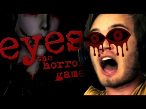 DON'T WATCH! - Eyes (Indie Horror) - Smashpipe Games