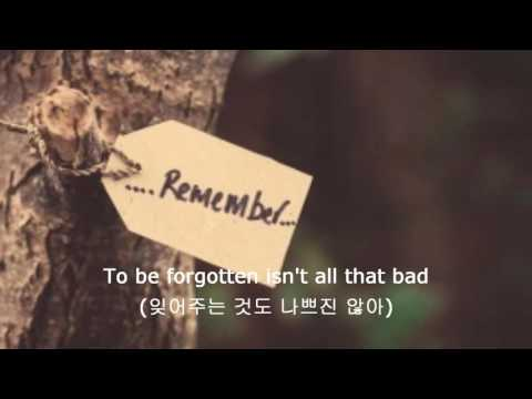 [1% of Something BGM] Memorize [Please Remember] (Sung SiKyung) - 외워두세요 (성시경)