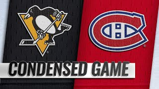 03/02/19 Condensed Game: Penguins @ Canadiens