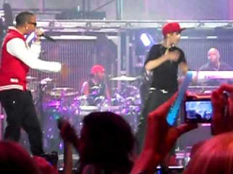 Baby - Justin Bieber Ft. Ludacris  - MSG 8/31/10