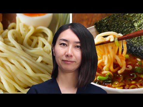 Rie's Tsukemen Recipe ? Tasty