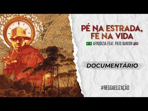 Afrodizia feat. Pato Banton - Pé na Estrada, Fé na Vida [Teaser]