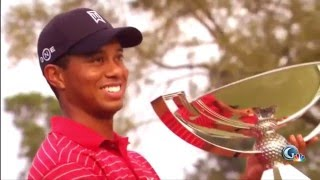 Tiger Woods 2007 Tour Championship Final Round