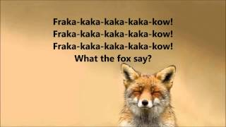 What does the fox say     Ylvis   Lyrics